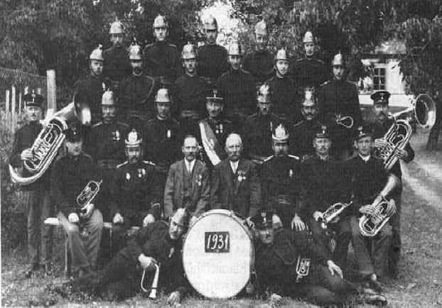 Foto aus dem Jahr 1931